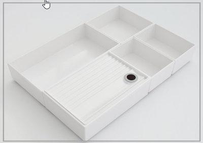 orgalux badkamer