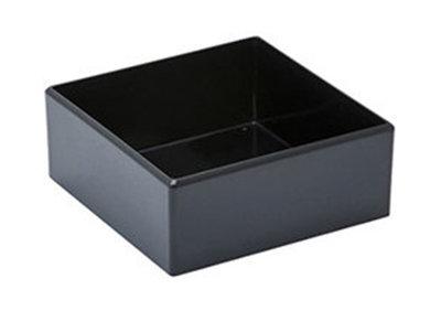 Cubimax 150 zwart